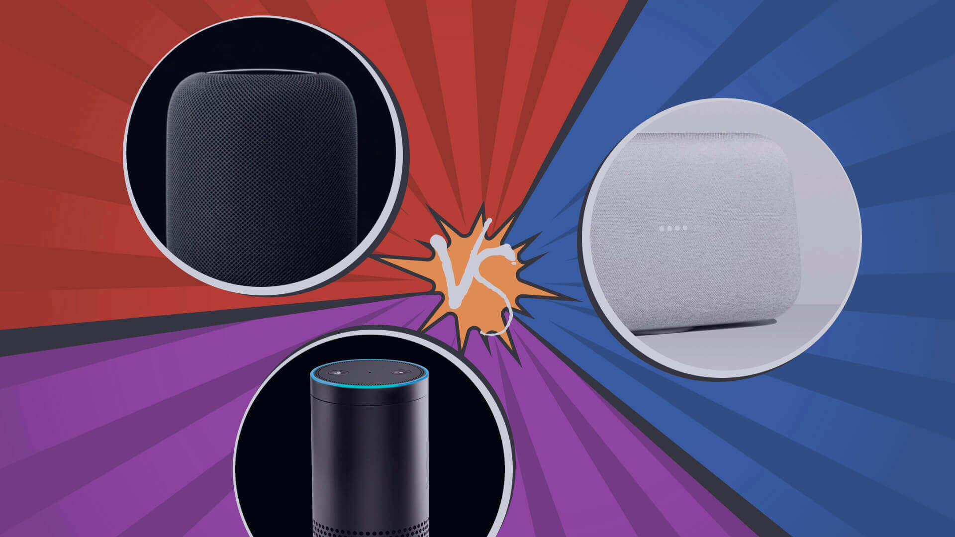 The battle for the best smart home device